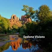 Collection of scenic landscape photos of Sedona, Arizona, Sedona Visions Screensaver and Wallpaper Images, Sedona Screensaver, Sedona Wallpaper