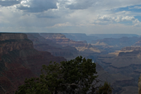 The Abyss , Grand Canyon AZ, South Rim West, Southwest, Photograph by Victor Cariri