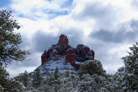 Bell Rock, Sedona AZ, Southwest, Red Rock, Photograph by Victor Cariri
