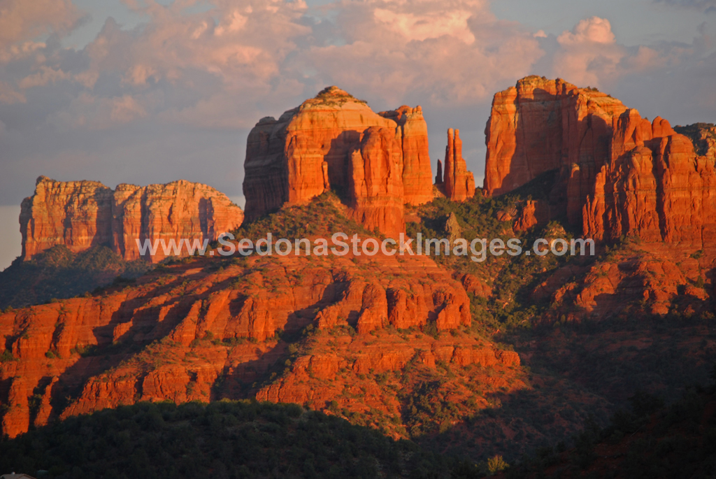 CathVall394.jpg, Sedona Stock Images, Sedona Stock Photo, Landscape Photographer Victor Cariri, Cathedral Rock