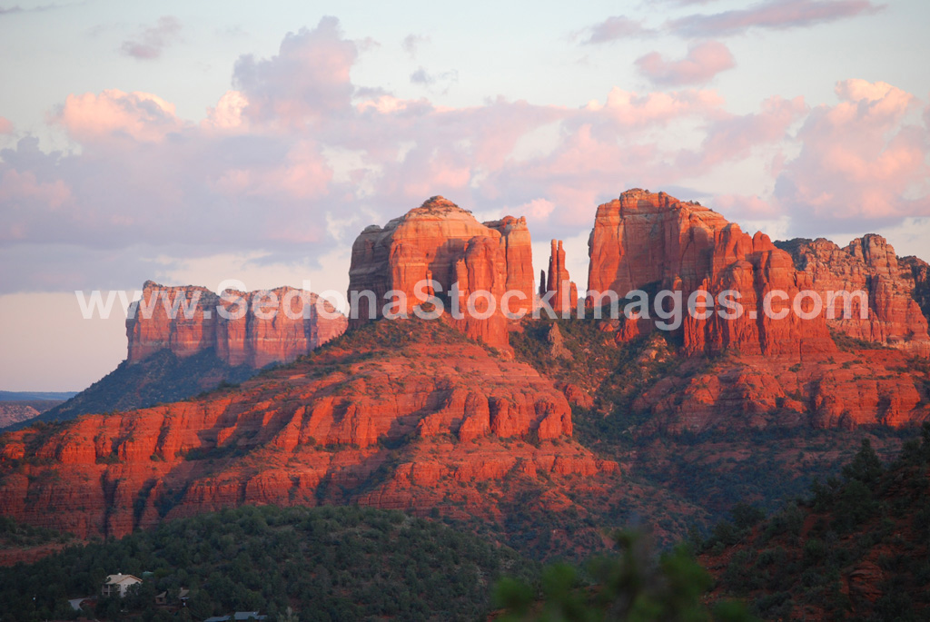 CathVall408.jpg, Sedona Stock Images, Sedona Stock Photo, Landscape Photographer Victor Cariri, Cathedral Rock