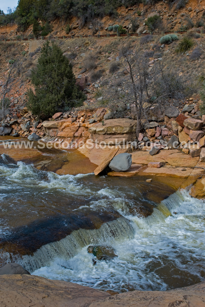 SlideRock3572.jpg, Sedona Stock Images, Sedona Stock Photo, Landscape Photographer Victor Cariri, Slide Rock