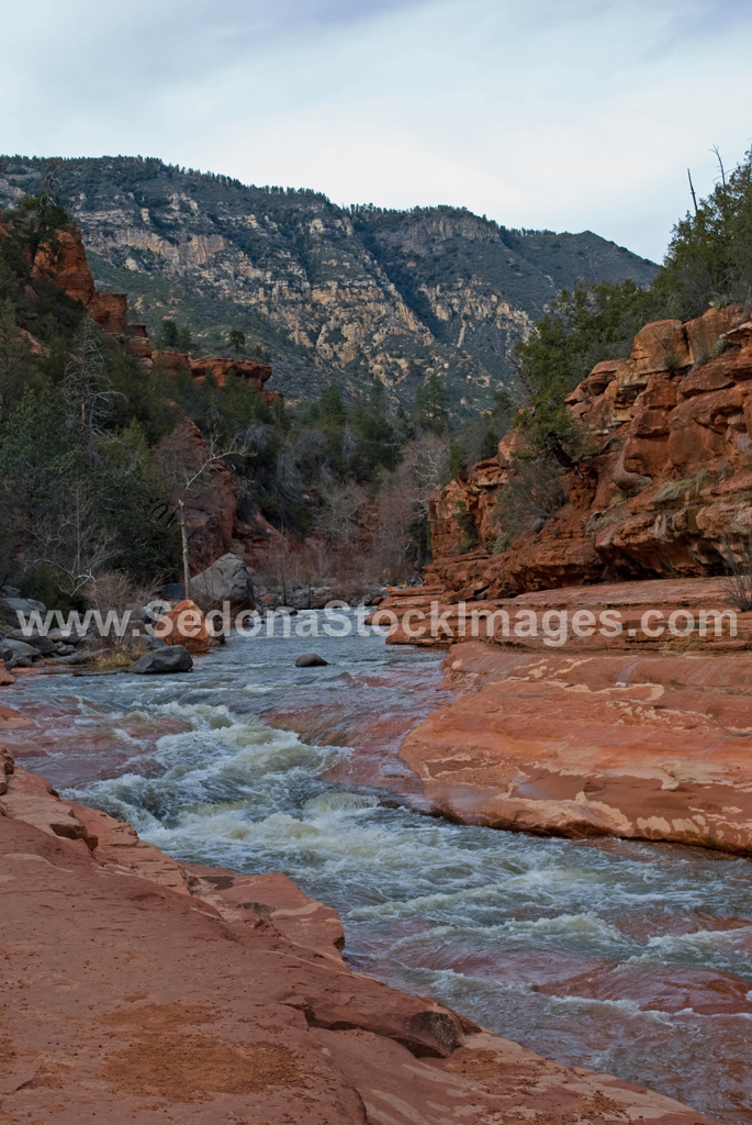 SlideRock3592.jpg, Sedona Stock Images, Sedona Stock Photo, Landscape Photographer Victor Cariri, Slide Rock
