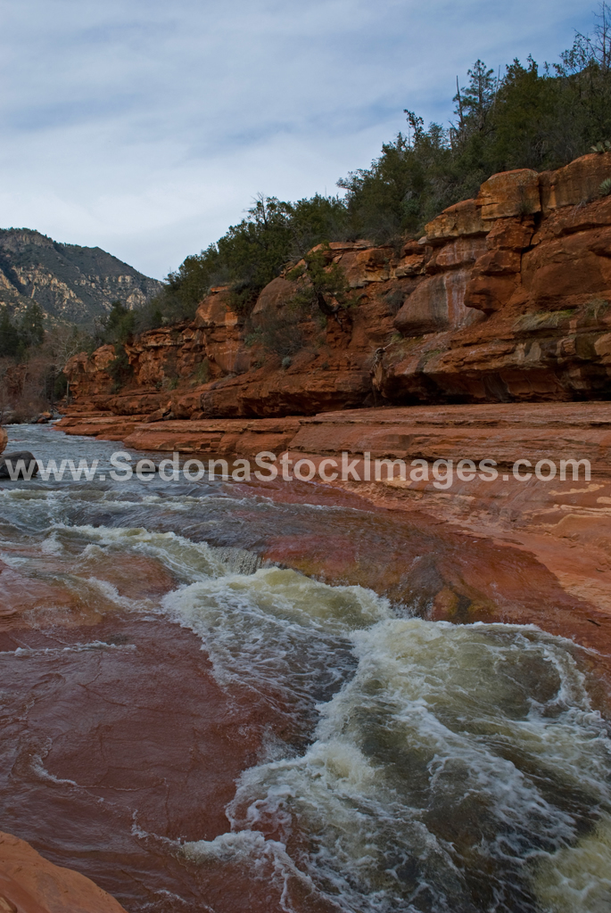 SlideRock3595.jpg, Sedona Stock Images, Sedona Stock Photo, Landscape Photographer Victor Cariri, Slide Rock