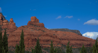 Submarine Rock,  Sedona AZ, Southwest, Red Rock, Photograph by Victor Cariri